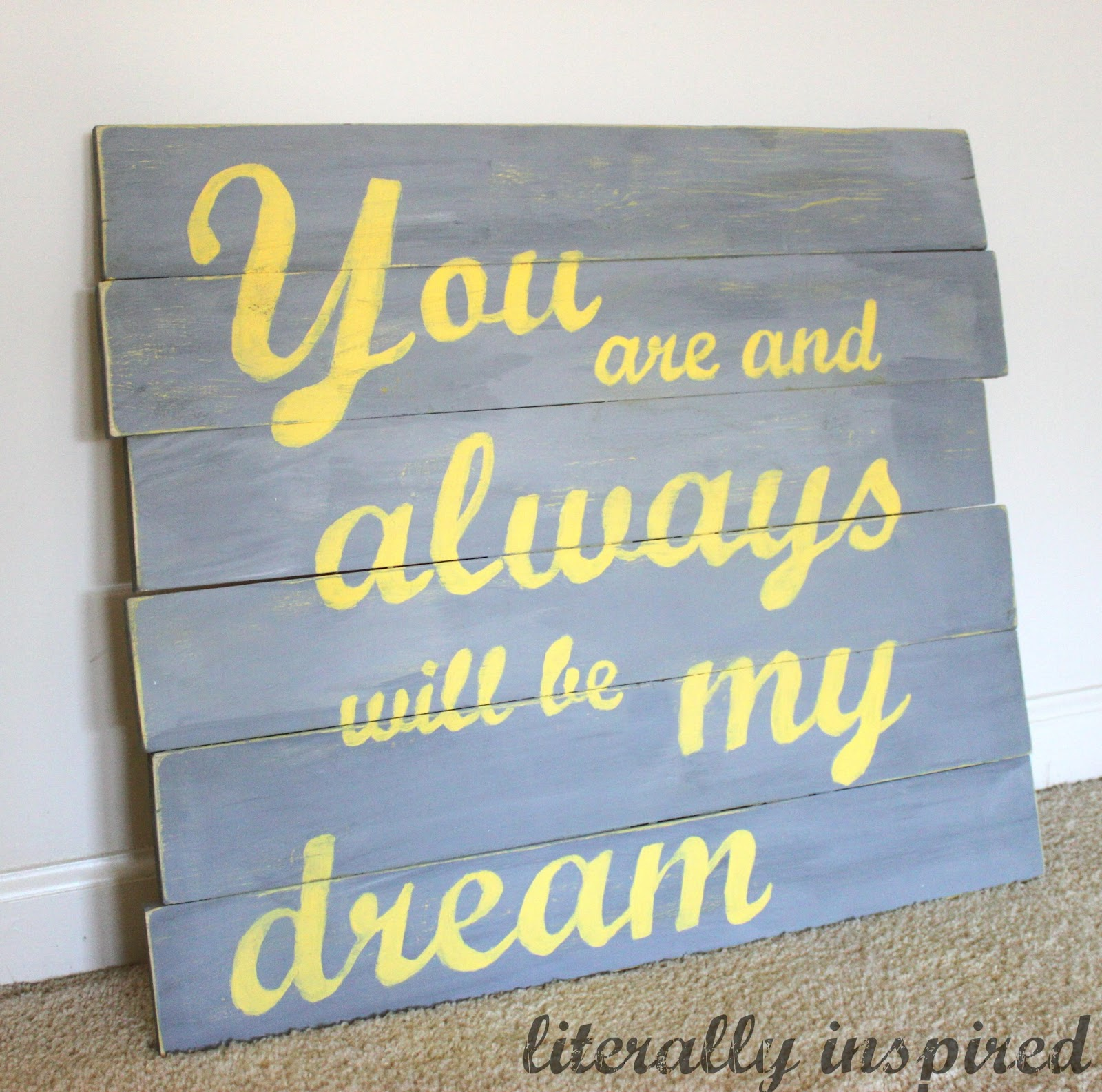 Perfect Dream Wall Decor Frieze - The Wall Art Decorations ...